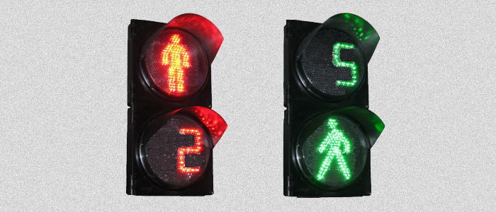 traffic light equipment